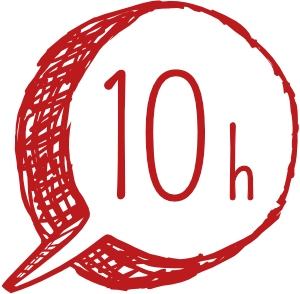 10 h business English